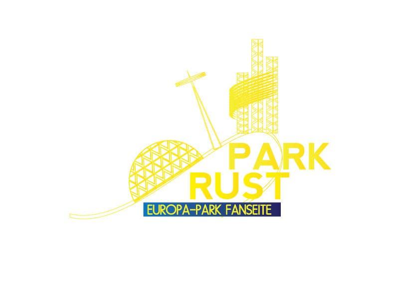 Proposition n°                                        25                                      du concours                                         Logo design for theme park fanpage