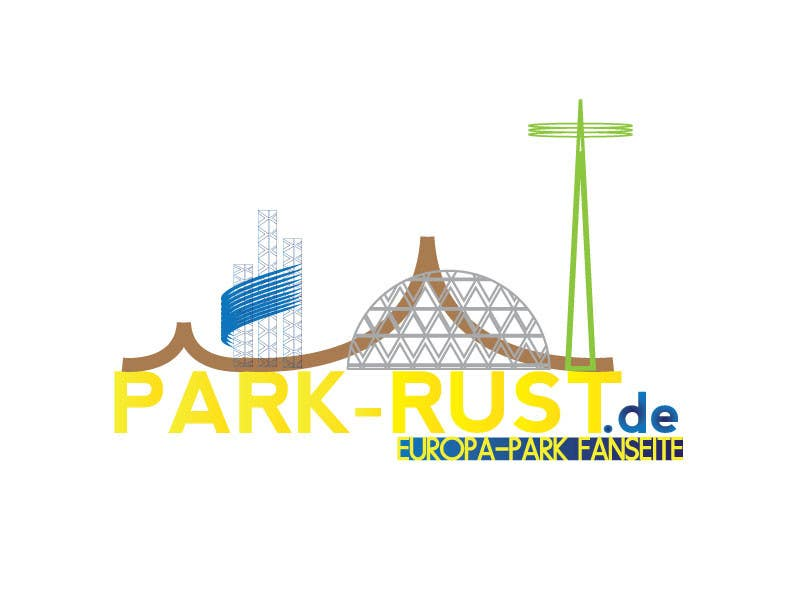 Proposition n°                                        17                                      du concours                                         Logo design for theme park fanpage