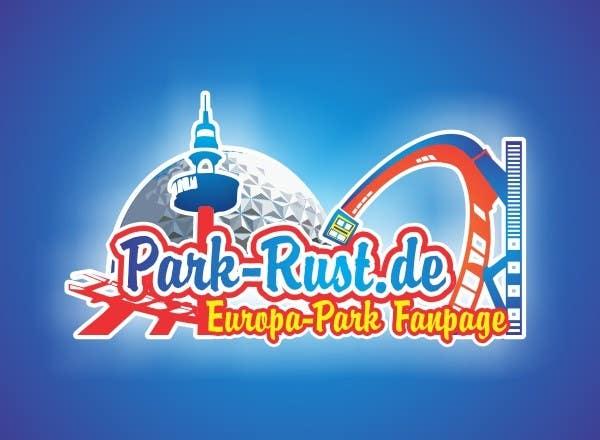 Proposition n°                                        40                                      du concours                                         Logo design for theme park fanpage