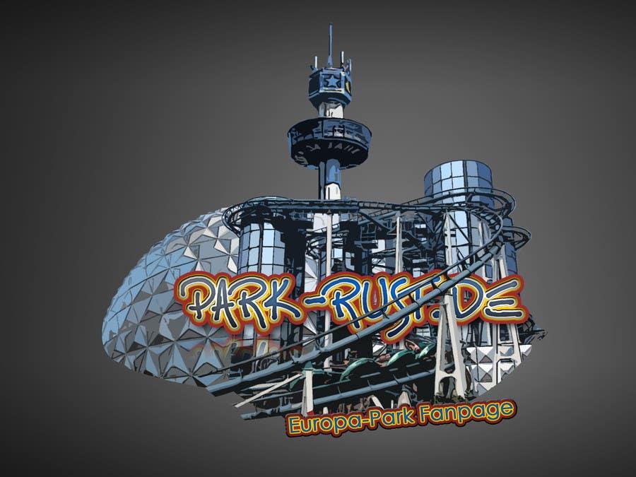 Proposition n°                                        54                                      du concours                                         Logo design for theme park fanpage