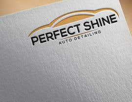 #45 dla logo for car shading and ceramic tint przez DesignInverter