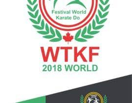 #323 cho 2018 WTKF logo bởi zaki3200