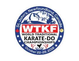 #344 cho 2018 WTKF logo bởi ziaalondon2010