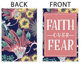 #81 for Faith Over Fear Book Cover by ryakou