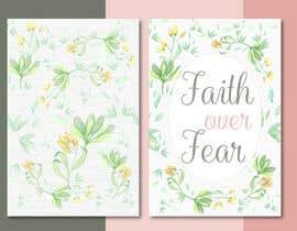 #67 for Faith Over Fear Book Cover by LaGogga