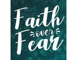 #28 for Faith Over Fear Book Cover by edyna9