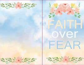 #25 for Faith Over Fear Book Cover by Coctail