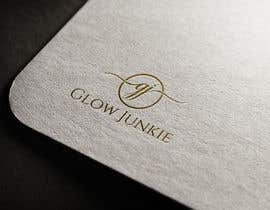 """nº 4 pour I need a logo designed for my beauty and lifestyle blog called """"Glow Junkie"""". par hellodesign007"""
