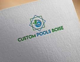 nº 45 pour Create a new logo for a pool company par saidul955bd