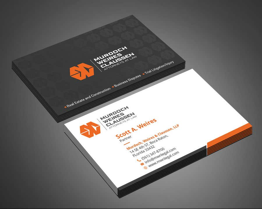 Design Business Card with our Logo | Freelancer
