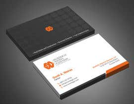#612 cho Design Business Card with our Logo bởi nurmohammed00