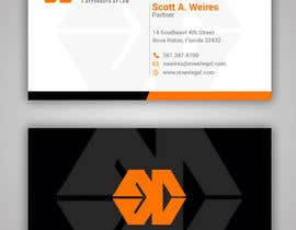 #608 cho Design Business Card with our Logo bởi creativetahid