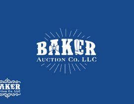 #63 para Logo Design - Baker Auction Co por AllGraphicsMaker
