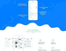 #31 for Design a Website Mockup for an app platform by sudpixel
