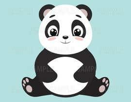#10 untuk Panda/Bunny Illustration oleh DzianisDavydau