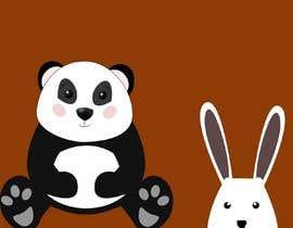 #49 untuk Panda/Bunny Illustration oleh sonalfriends86