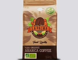 #17 untuk Coffe Farm Logo + Coffe packing designs oleh PaulaKenz