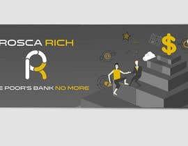 #37 for Banner design - Rosca Rich by leandeganos
