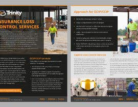 #52 untuk Design Multiple Brochures for a Safety Consulting Company oleh AthurSinai