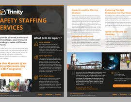 #53 untuk Design Multiple Brochures for a Safety Consulting Company oleh AthurSinai