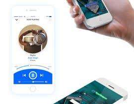 Nro 21 kilpailuun I Need Mobile App Mock-Up With Wireframe Included käyttäjältä gilangtaw22