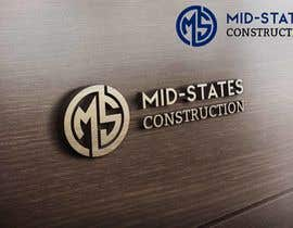 #134 cho Mid-States Construction Logo Needed bởi zwarriorx69