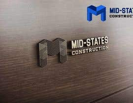 #143 cho Mid-States Construction Logo Needed bởi zwarriorx69
