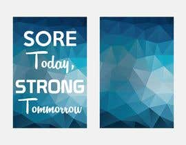 #21 untuk Sore Today, Strong Tomorrow Book Cover oleh Iwillnotdance