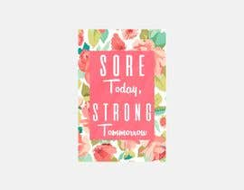 #103 untuk Sore Today, Strong Tomorrow Book Cover oleh Iwillnotdance