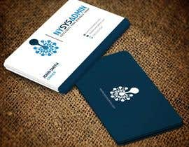 #77 Design a Business Card and Logo részére Warna86 által