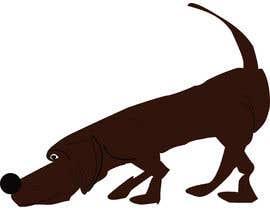 #64 cho Cartoon dog drawing - Vector bởi rahmanashiqur421