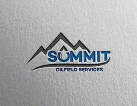 Nro 21 kilpailuun I need a logo for my new company! the name is summit oilfield services, and we are mechanics and welders that repair oilfield service rigs and equipment. I am looking for something that represents the name summit, and it needs to be kept fairly simple so  käyttäjältä mindreader656871