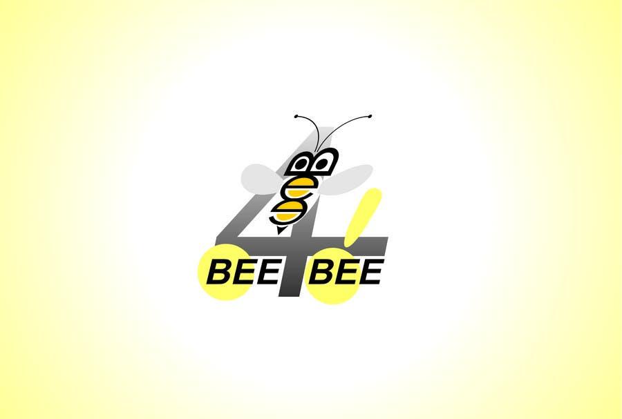 Конкурсная заявка №729 для Logo Design for bee4bee