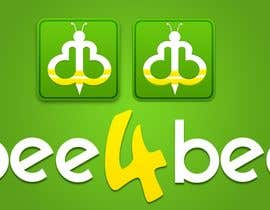 #556 para Logo Design for bee4bee de waqasmoosa