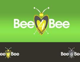 #590 para Logo Design for bee4bee de RGBlue