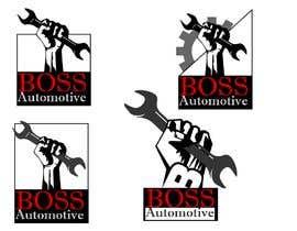 #19 for Boss automotive logo by vladmykolenko