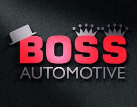 #18 for Boss automotive logo by CreativePixxel