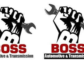 #17 for Boss automotive logo by SoufianeRayane