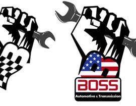 #32 for Boss automotive logo by SoufianeRayane