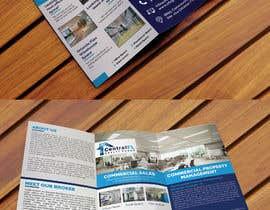 nº 13 pour Design a Commercial Real Estate Trifold Brochure par stylishwork