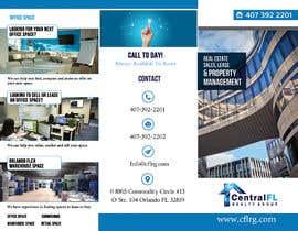 nº 48 pour Design a Commercial Real Estate Trifold Brochure par pixelmanager