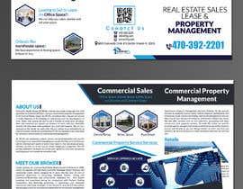 nº 51 pour Design a Commercial Real Estate Trifold Brochure par FantasyZone