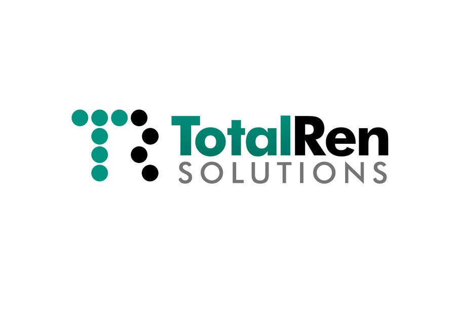 #44 for Logo Design for TotalRen Solutions by benpics