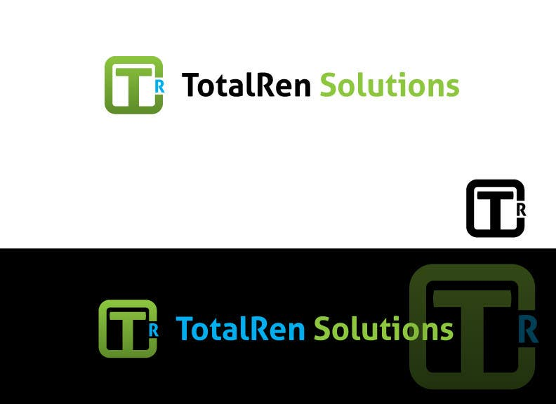 Proposition n°34 du concours Logo Design for TotalRen Solutions