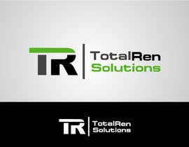 #98 untuk Logo Design for TotalRen Solutions oleh won7