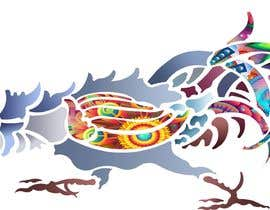 #37 for A rooster tatoo design by peter91assic