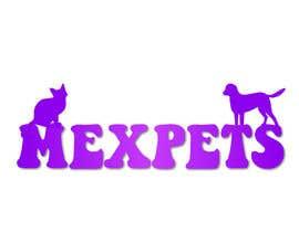 #39 for Designing the logo MEXPETS af danimuntean