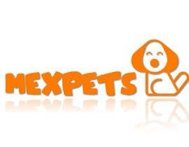 #40 for Designing the logo MEXPETS af danimuntean