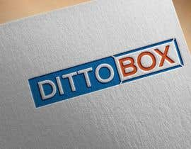 "#59 for Logo for the name ""Dittobox"" by akhtarhossain517"