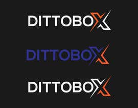 "#40 for Logo for the name ""Dittobox"" by DeepAKchandra017"